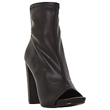 Buy Steve Madden Especial Ankle Boots, Black Online at johnlewis.com