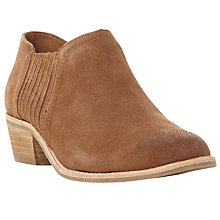 Buy Steve Madden Courtst Elasticated Detail Ankle Boots Online at johnlewis.com