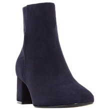 Buy Dune Packham Block Heeled Ankle Boots Online at johnlewis.com