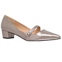 Buy Miss KG Audrina Block Heeled Court Shoes Online at johnlewis.com