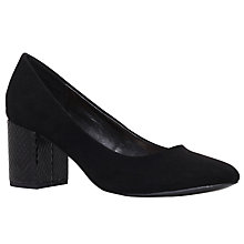 Buy Miss KG Connie Block Heeled Court Shoes Online at johnlewis.com