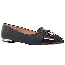 Buy Miss KG Nikki Tassel Pointed Flat Court Shoes Online at johnlewis.com