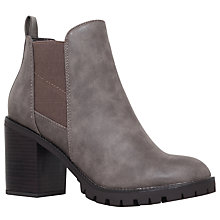 Buy Miss KG Silent Block Heel Ankle Boots Online at johnlewis.com