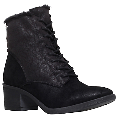 Miss KG Taite Lace Up Ankle Boots, Black