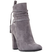 Buy Steve Madden Glorriaa Wrap Ankle Boots Online at johnlewis.com