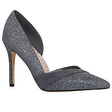 Buy Miss KG Cai 2 Occasion Asymmetric Court Shoes Online at johnlewis.com