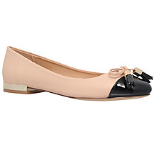 Buy Miss KG Meena Flat Ballet Pumps, Nude Online at johnlewis.com