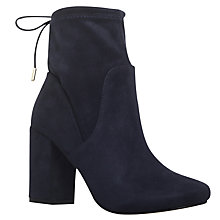 Buy Miss KG Swan Rear Lace Ankle Boots Online at johnlewis.com