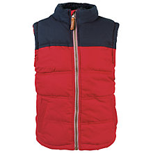 Buy Fat Face Boys' Eddie Gilet Online at johnlewis.com
