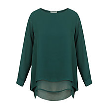Buy Celuu Anya Split Back Blouse Online at johnlewis.com