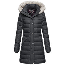 Buy Tommy Hilfiger Tyra Down Coat Online at johnlewis.com