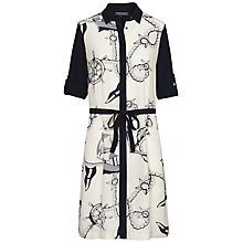 Buy Tommy Hilfiger Kamala Nautical Motif Dress, Chie Print Eggnog Online at johnlewis.com