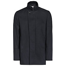 Buy Reiss Porter Funnel Collar Jacket, Midnight Online at johnlewis.com