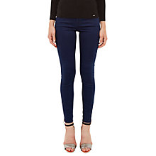 Buy Ted Baker Dariaa Super Skinny Rinse Wash Jeans, Navy Online at johnlewis.com