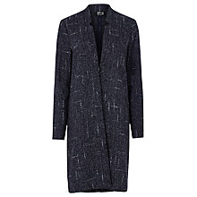Buy Sugarhill Boutique Zen Boyfriend Jacket, Navy Flecked Online at johnlewis.com