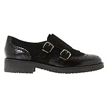 Buy Dune Garland Double Buckle Brogues Online at johnlewis.com