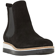 Buy Dune Pontow Flatform Ankle Boots Online at johnlewis.com