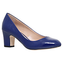 Buy Carvela April Block Heeled Court Shoes Online at johnlewis.com