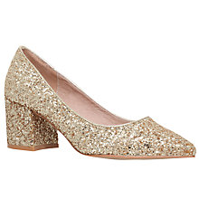 Buy KG by Kurt Geiger Dazzle Court Shoes Online at johnlewis.com