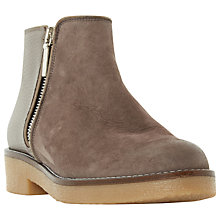 Buy Dune Portlan Ankle Boots Online at johnlewis.com