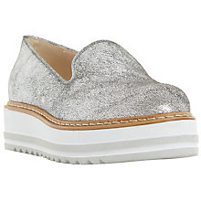 Buy Dune Grayze Flatform Shoes Online at johnlewis.com
