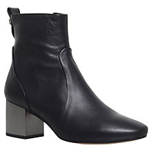 Buy Carvela Strudel Blocked Heel Ankle Boots Online at johnlewis.com