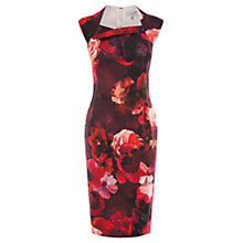 Buy Coast Chopta Print Shae Dress, Multi Online at johnlewis.com