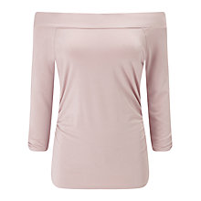 Buy Jacques Vert Jersey Bardot Top Online at johnlewis.com