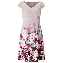 Buy Jacques Vert Printed Crepe Dress, Multi Online at johnlewis.com