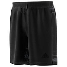 Buy Adidas Speedbreak Aero Shorts, Black Online at johnlewis.com