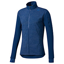 Buy Adidas Supernova Storm Running Jacket, Blue Online at johnlewis.com