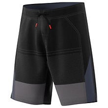 Buy Adidas Crazy Train Shorts, Black Online at johnlewis.com