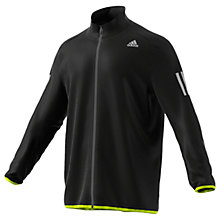 Buy Adidas Response Men's Running Jacket, Black Online at johnlewis.com
