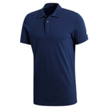 Buy Adidas Essential Base Training Polo Shirt Online at johnlewis.com