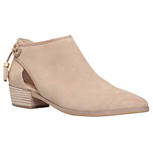 Buy MICHAEL Michael Kors Jennings Ankle Boots, Taupe Online at johnlewis.com