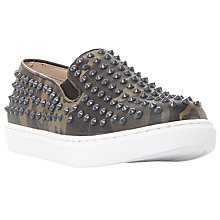 Buy Steve Madden EMMMAA-S Studded Slip On Shoes Online at johnlewis.com