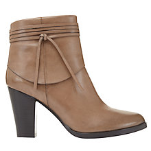 Buy Mint Velvet Dana Block Heeled Ankle Boots Online at johnlewis.com