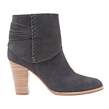 Buy Mint Velvet Holly Heeled Ankle Boots Online at johnlewis.com