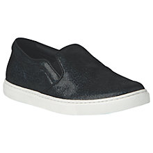 Buy L.K. Bennett Berty Slip On Trainers Online at johnlewis.com