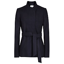 Buy Reiss Franklin Belted Wool Coat Online at johnlewis.com