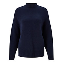 Buy Jigsaw Sculpted Sleeve Jumper Online at johnlewis.com