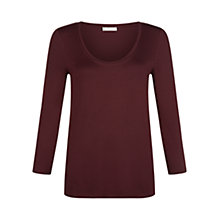 Buy Hobbs Olivia T-Shirt Online at johnlewis.com