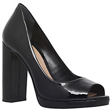 Buy KG by Kurt Geiger Impulse Peep Toe Sandals Online at johnlewis.com