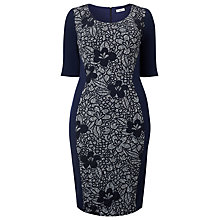 Buy Studio 8 Ella Dress, Navy Online at johnlewis.com