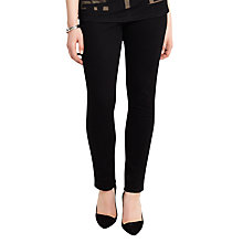 Buy Studio 8 Maddy Jeans, Black Online at johnlewis.com