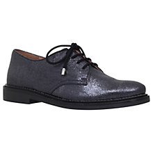 Buy KG by Kurt Geiger Kidd Lace Up Brogues, Pewter Online at johnlewis.com