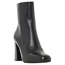 Buy Dune Osmond Block Heeled Ankle Boots Online at johnlewis.com
