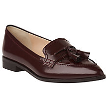 Buy L.K. Bennett Ellenor Pointed Toe Loafers Online at johnlewis.com