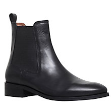 Buy Kurt Geiger Dalby Ankle Boots, Black Online at johnlewis.com