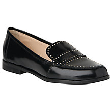 Buy L.K. Bennett Aurelia Studded Loafers Online at johnlewis.com
